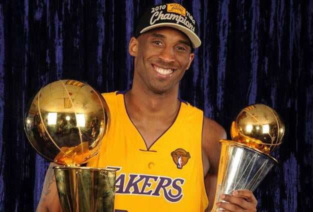 basketteur NBA, Kobe Bryant