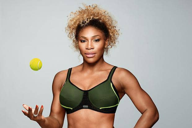 tenniswoman, Serena Williams