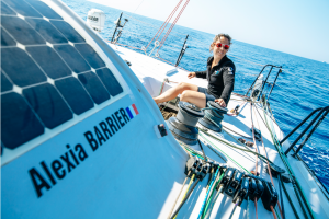 alexia barrier vendee globe 2020