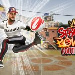SEAN GARNIER AMBASSADEUR DU JEU STREET POWER FOOTBALL